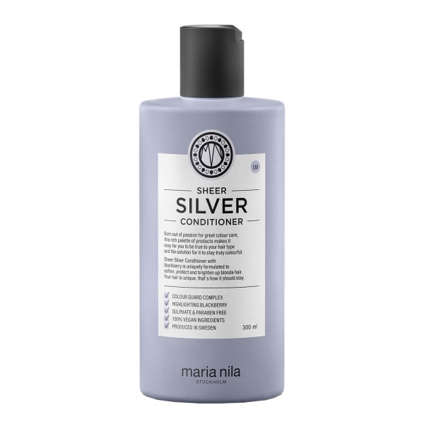 Care & Style - Sheer Silver Conditioner