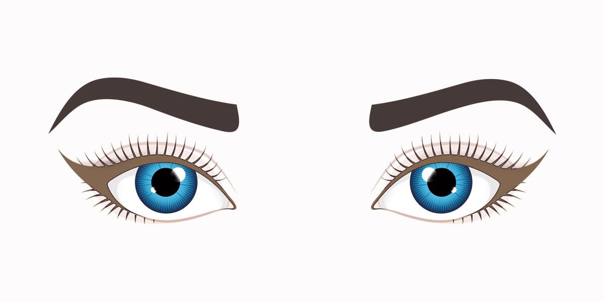 Brauner-Eyeliner