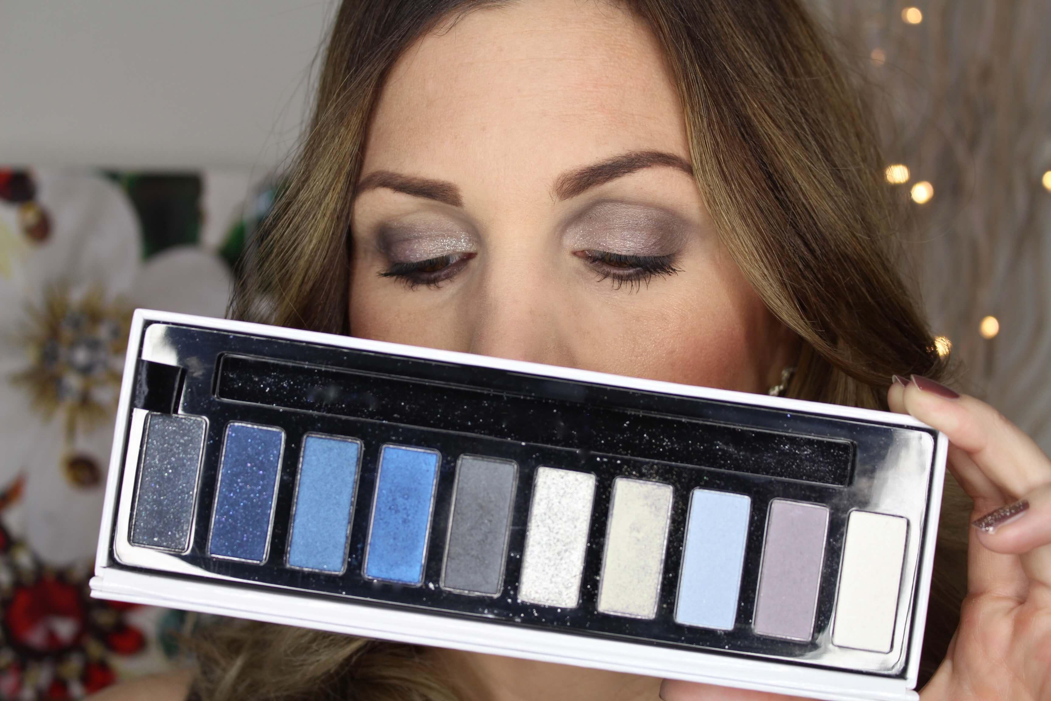 Christmas Make-up: Grey Eyes und Red Lip   Magazin ...