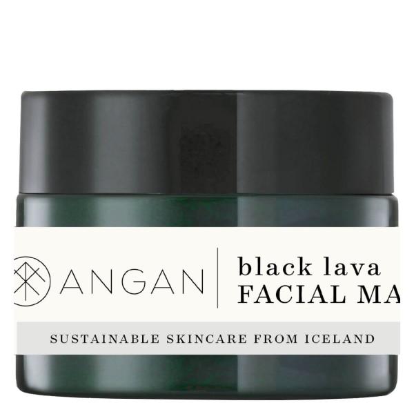 Image of ANGAN - Black Lava Facial Mask