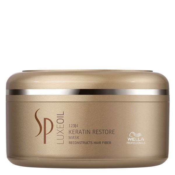 Wella - SP Luxe Oil - Keratin Restore Mask