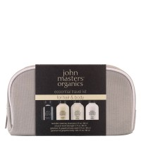 JMO Hair Care - Essential Travel Kit for Hair & Body