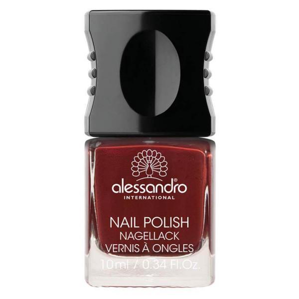 Nail Polish - 24 Shiny Aubergine