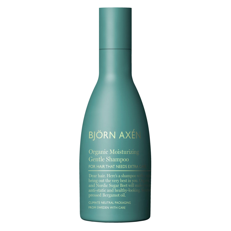 Björn Axén Organic - Moisturizing Gentle Shampoo - 250ml