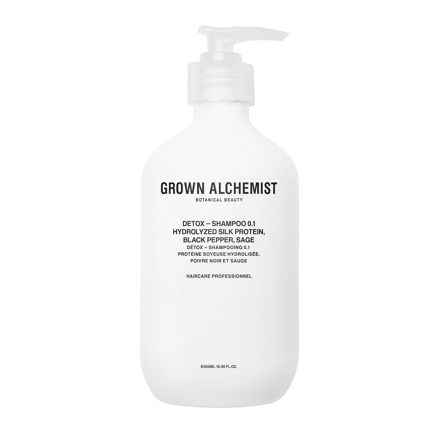 GROWN Hair - Detox Shampoo - 200ml