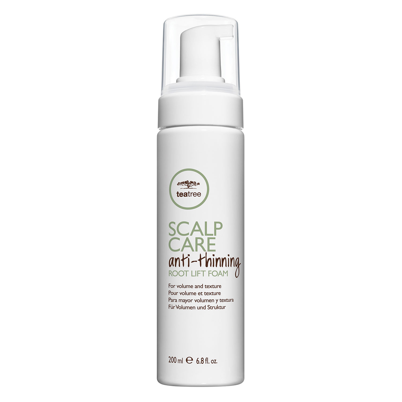 Tea Tree Scalp Care - Anti-Thinning Root Lift Foam - 200ml