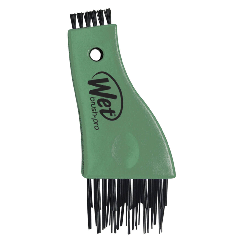 Wet Brush - PRO Clean Sweeper Mermaid Green -