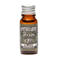 Apothecary87 Grooming - The Unscented Beard Oil 10ml