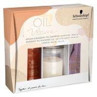 Oil Ultime - Coarse Hair Set