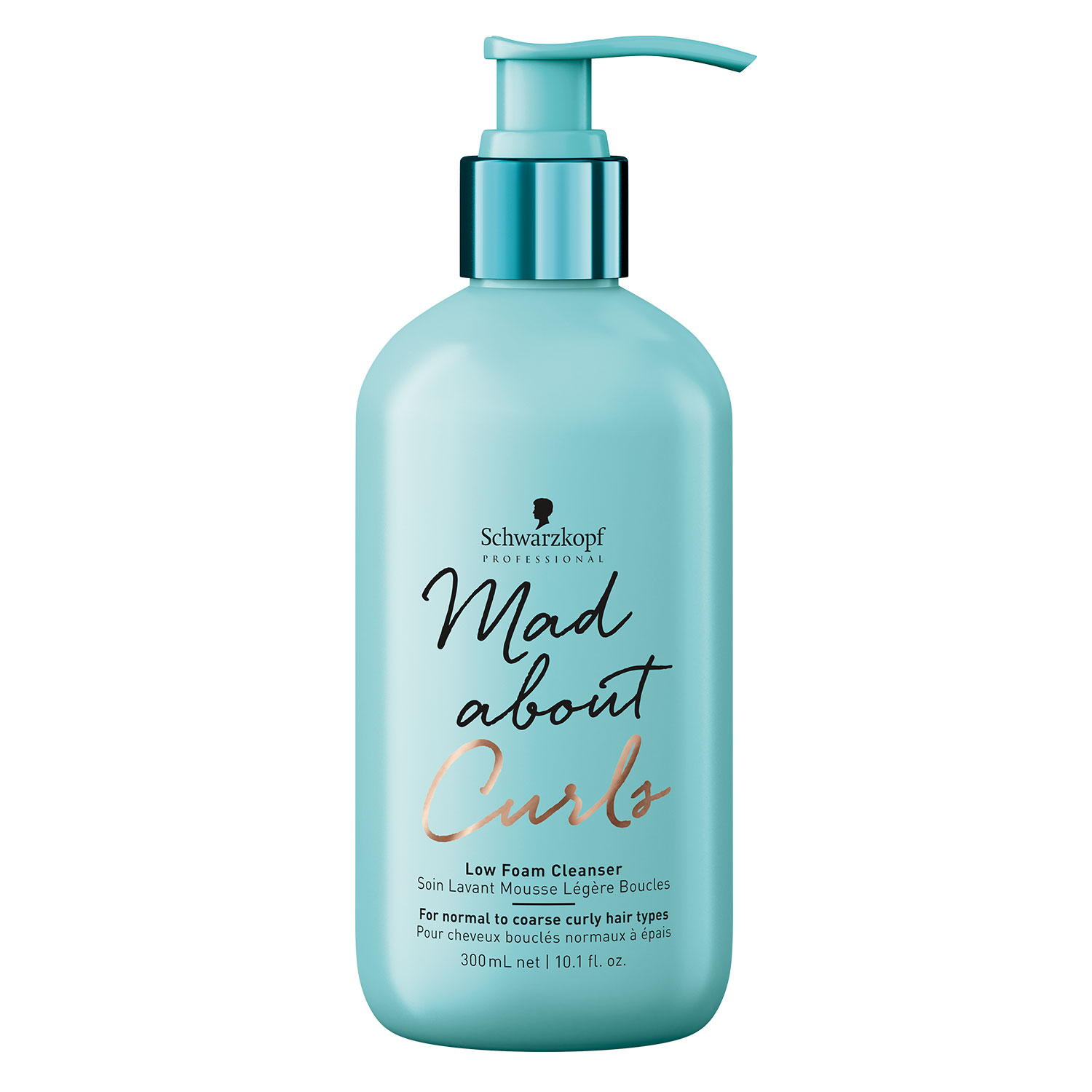 Mad About Curls - Low Foam Cleanser - 300ml