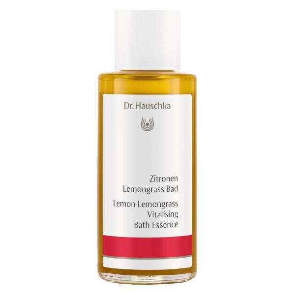 Dr. Hauschka - Lemon Lemongrass Vitalising Bath Essence
