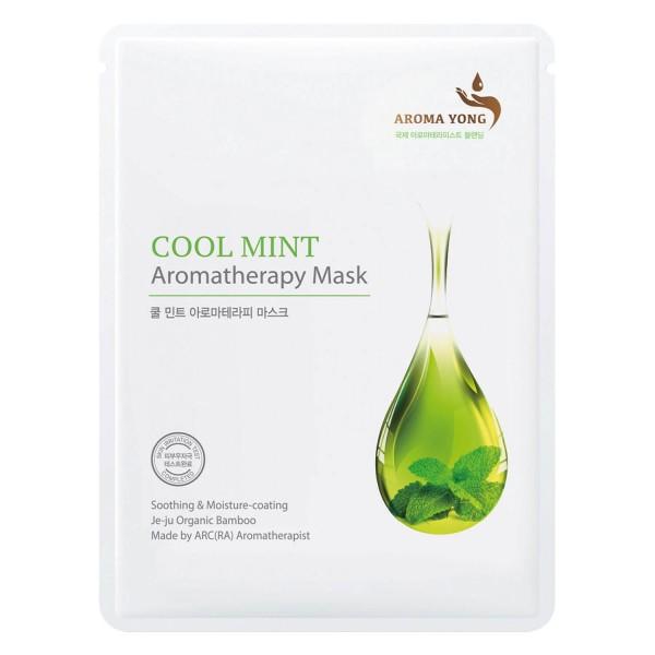 Image of AROMA YONG - Cool Mint Aromatherapy Mask