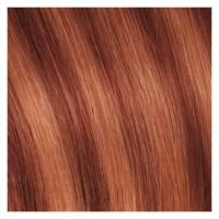 SHE Tape In-System Hair Extensions Straight - M21/130 Orangeblond/Helles Kupferblond 55/60cm