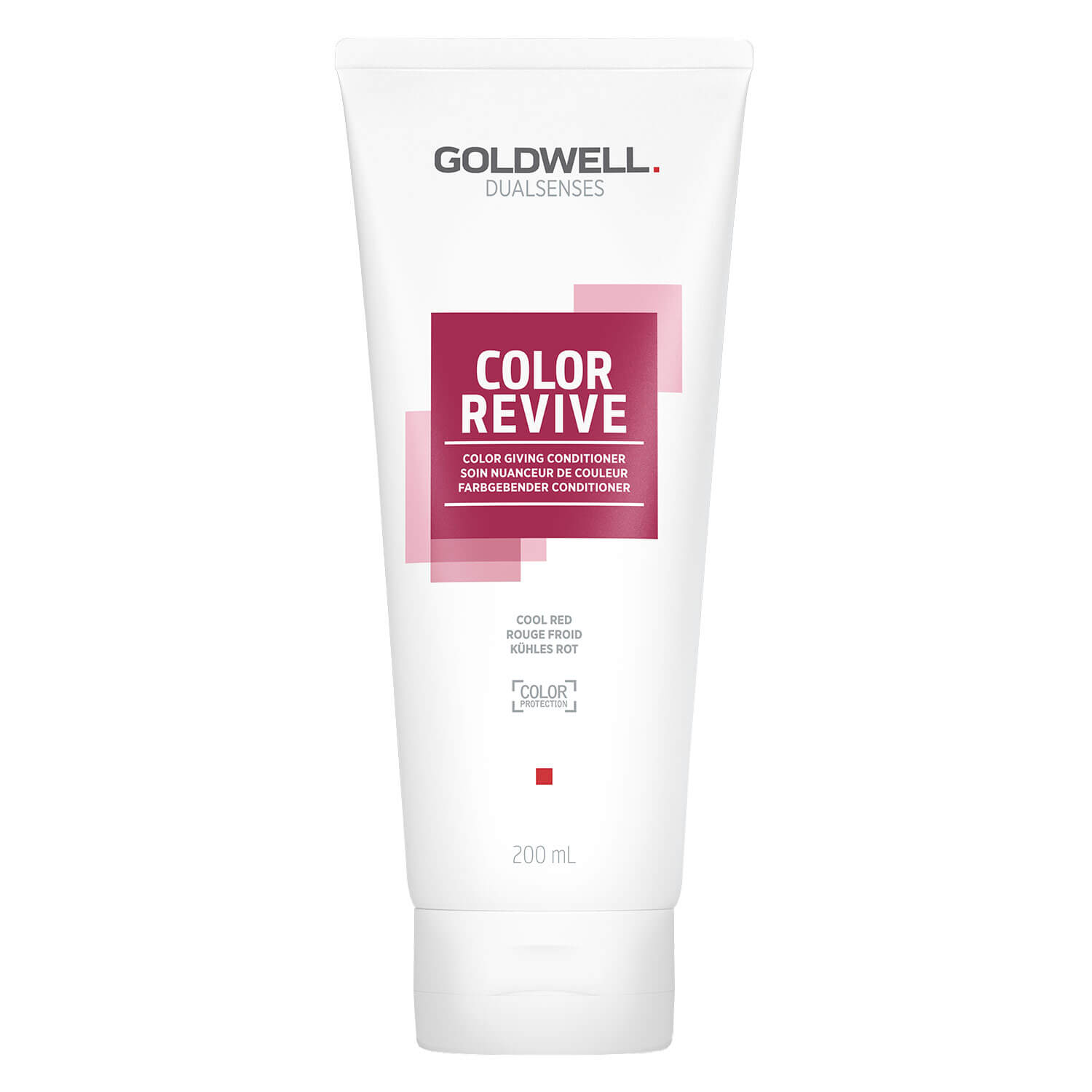 Dualsenses Color Revive - Color Conditioner Cool Red - 200ml