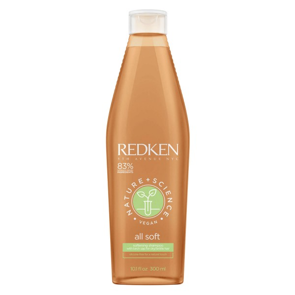 Nature+Science - All Soft Shampoo