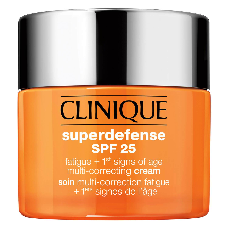 Superdefense - SPF 25 Fatigue + 1st Signs of Age Multi-Correcting Cream 1/2 - 50ml