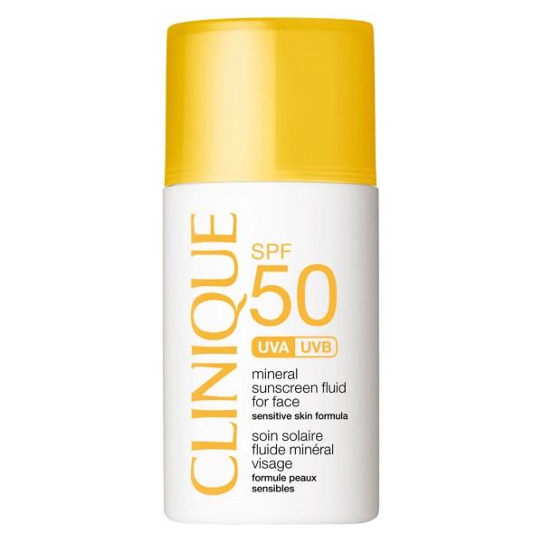 Clinique Sun - SPF50 Mineral Sunscreen Fluid for Face