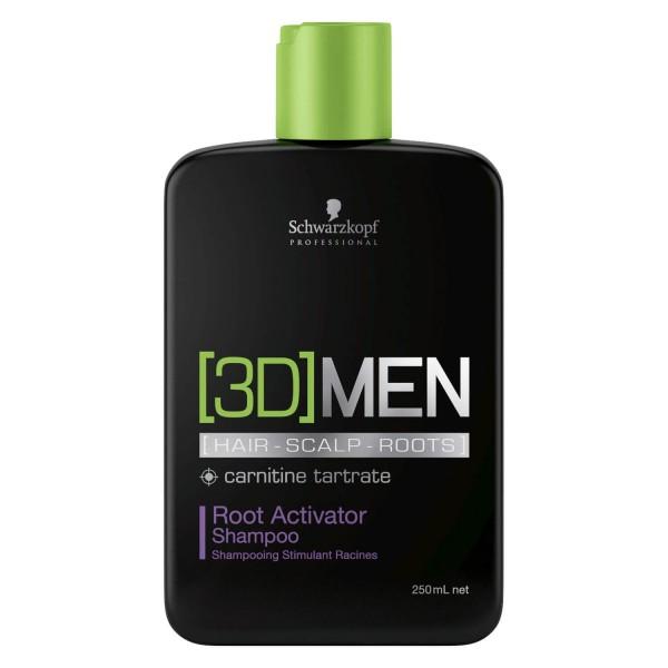 Image of [3D]MEN - Aktivierendes Shampoo