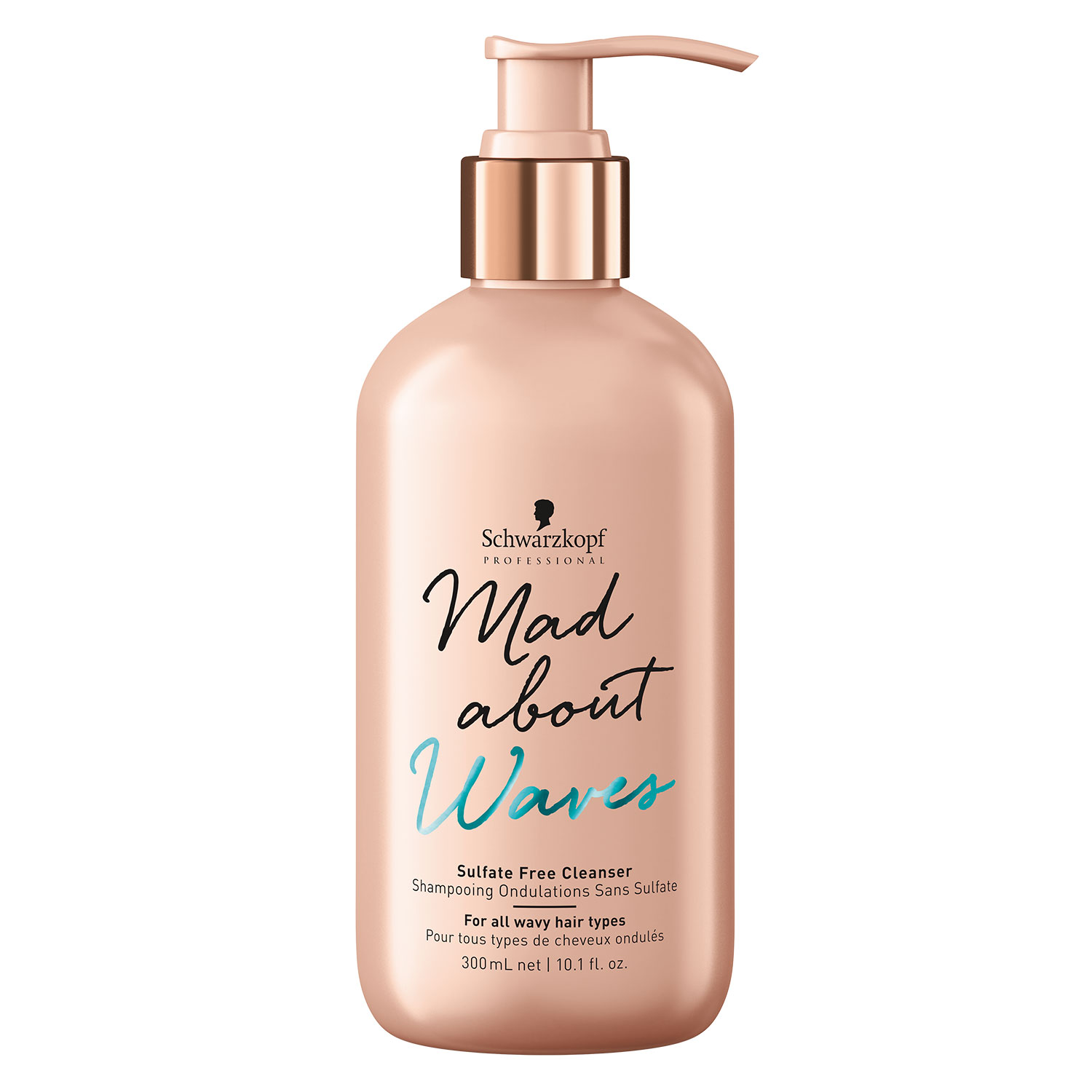 Mad About Waves - Sulfate Free Cleanser - 300ml