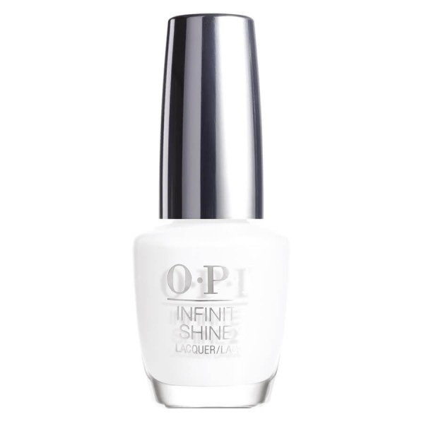 OPI - Infinite Shine Soft Shades - Non-Stop White