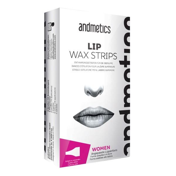 Image of andmetics - Lip Wax Strips