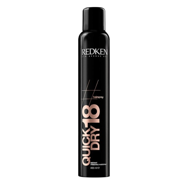 Redken - Redken Hairsprays - Quick Dry 18