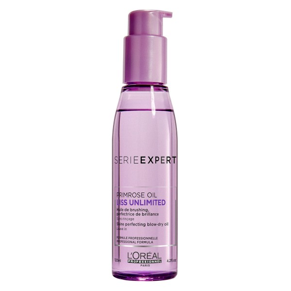 Série Expert Liss Unlimited - Shine Perfecting Blow-Dry Oil