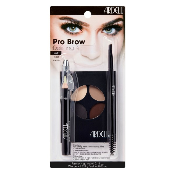 Image of Ardell Brows - Brow Defining Kit Dark