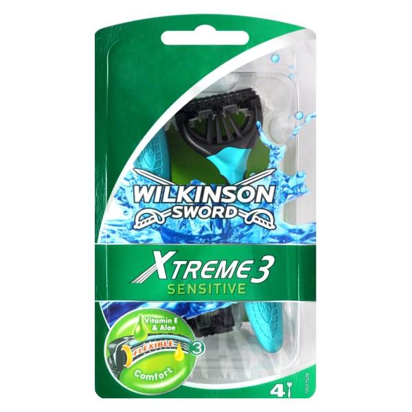 Wilkinson - Xtreme - Einwegrasierer Xtreme3 Sensitive