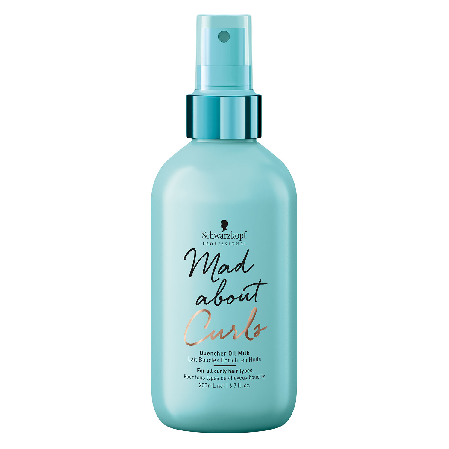 Mad About Curls - Quencher Oil Milk - 200ml
