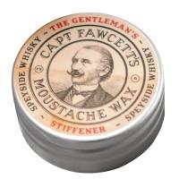 Capt. Fawcett Care - Gentleman's Stiffener Malt Whisky Moustache Wax