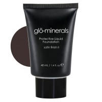 Glominerals - Satin II - cocoa-dark Satin II