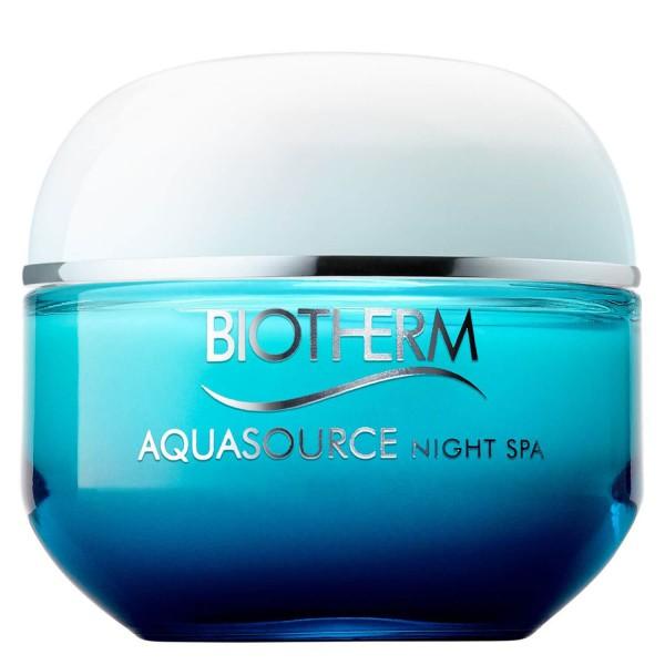 Aquasource - Night Spa Moisturizer, Night Cream, Mask