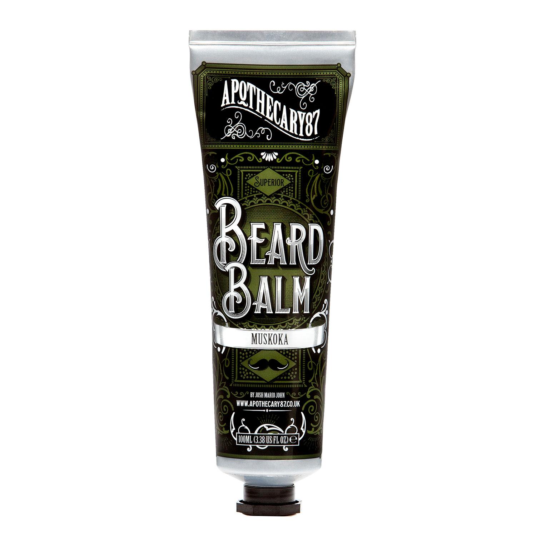 Apothecary87 Grooming - Beard Balm Muskoka Fragrance - 100ml