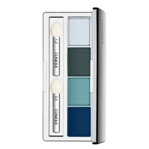 Clinique - All About Shadow Quad - 11 Galaxy