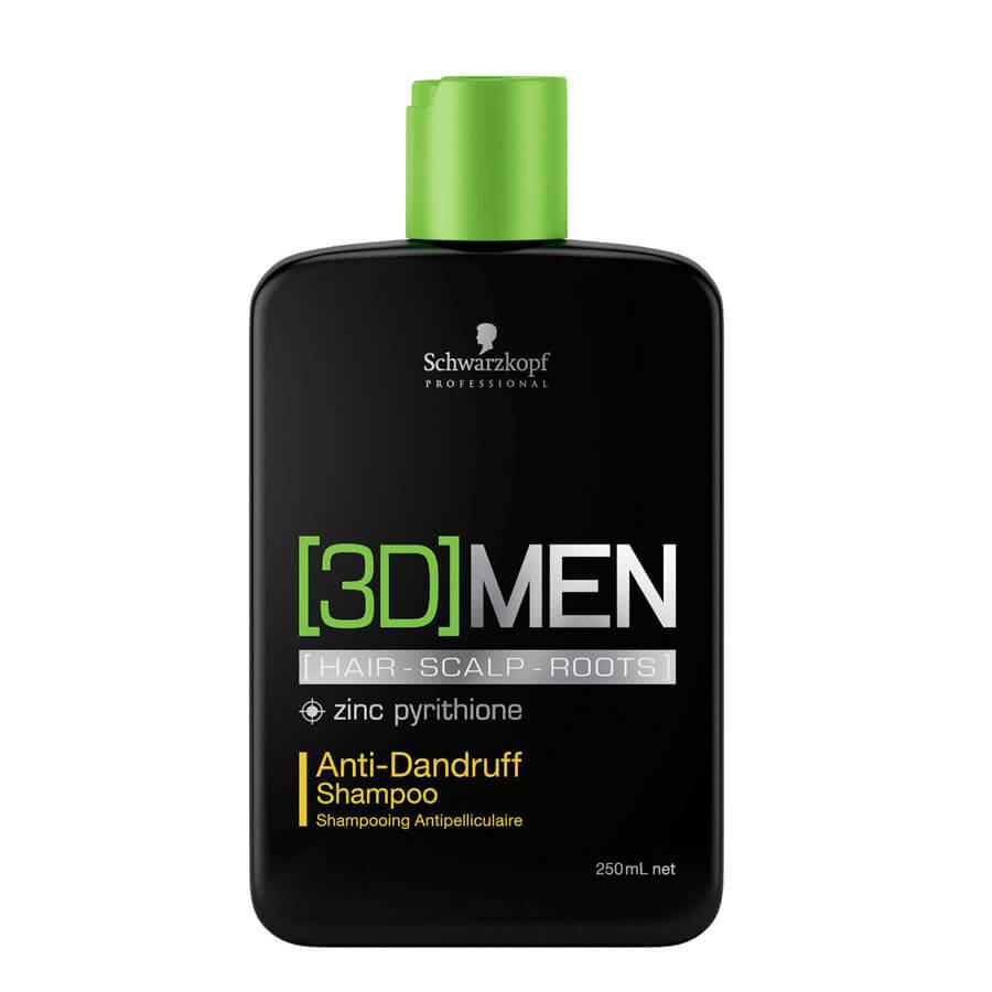 [3D]MEN - Antischuppen Shampoo - 250ml