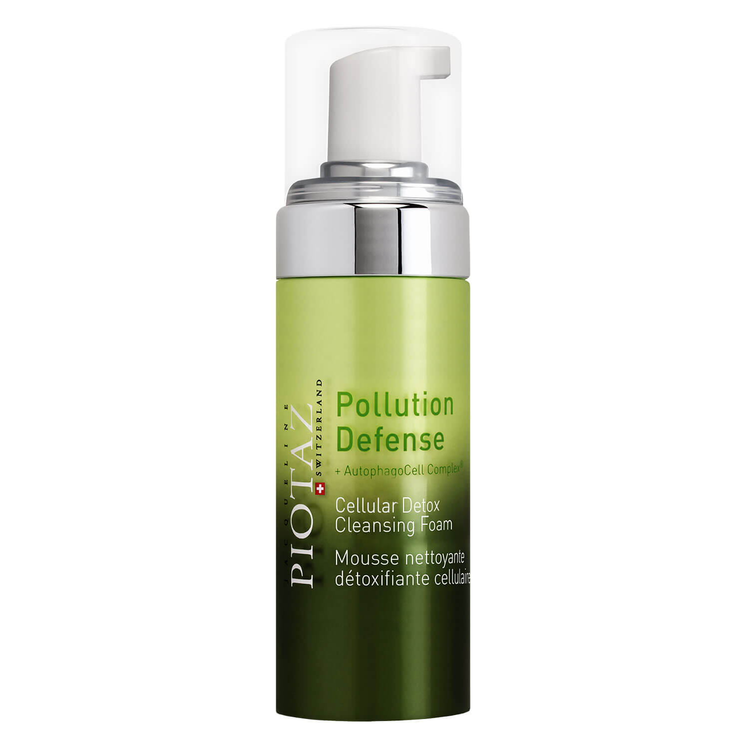 Pollution Defense - The CellDetox Cleansing Foam - 150ml
