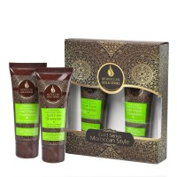 Moroccan Gold Series - Travel Set 2x75ml