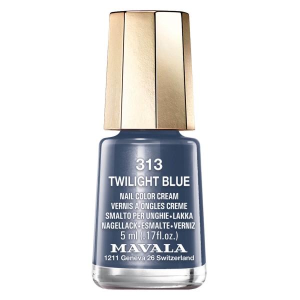 Mavala - Sublime Color's - Twilight Blue 313