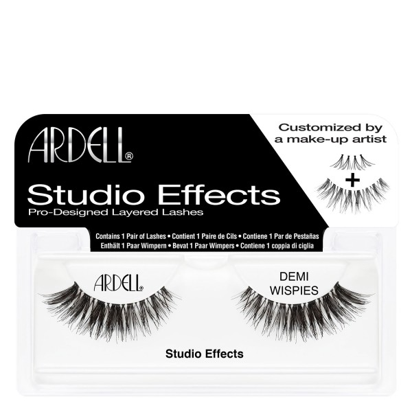 Ardell False Lashes - Studio Effects Demi Wispies