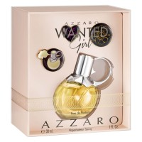 Azzaro Wanted - Girl Eau de Parfum + Pins 30ml