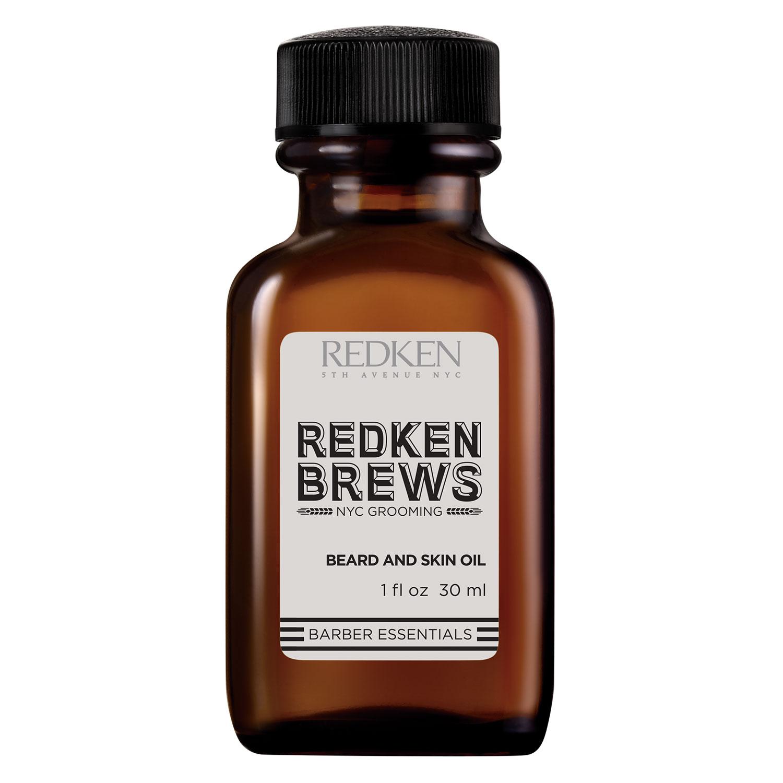 BREWS - Beard and Skin Oil - 30ml