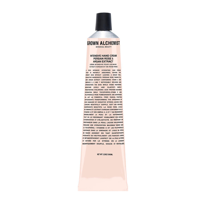 GROWN Beauty - Intensive Hand Cream: Persian Rose & Argan Extract - 65ml