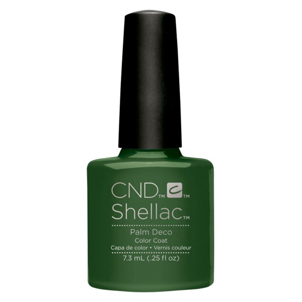 Shellac - Color Coat Palm Deco