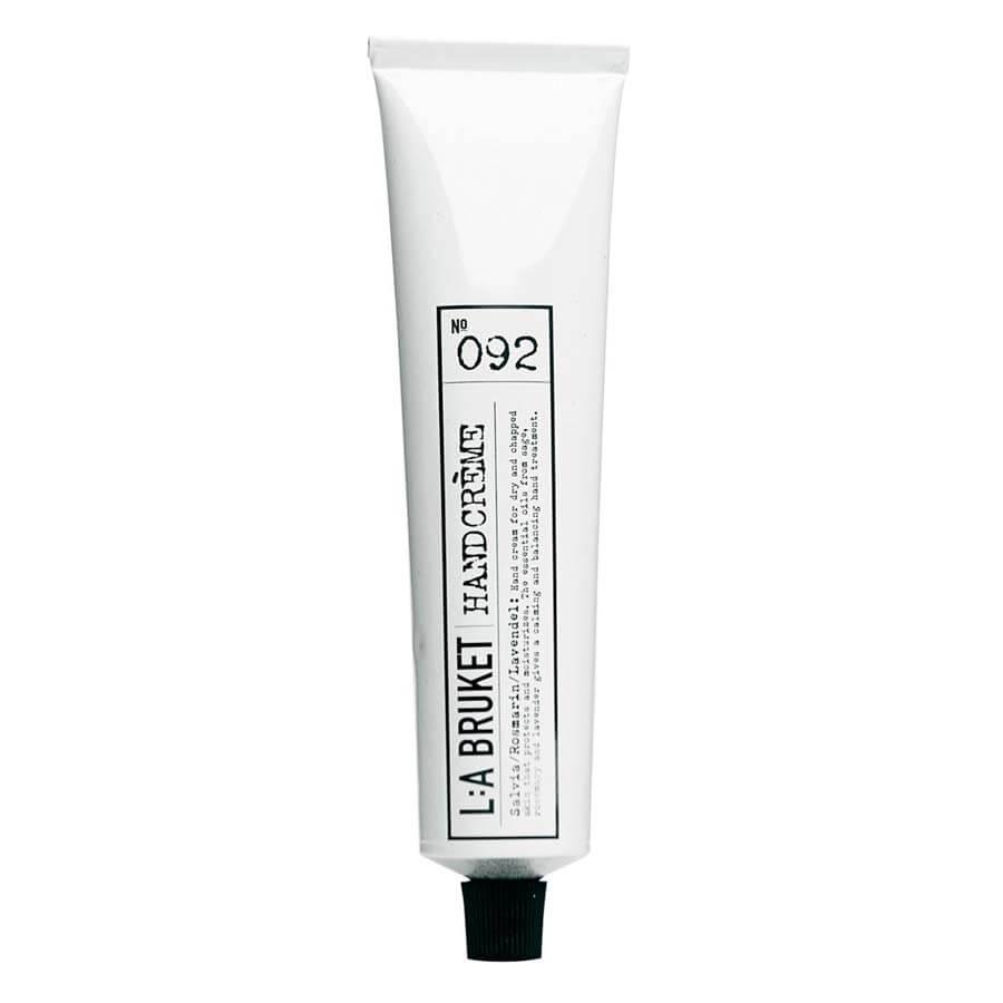 L:A Bruket - No.092 Hand Cream Sage/Rosemary/Lavender - 70ml
