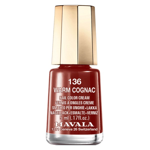 Mavala - Fantasy Color's - Warm Cognac 136
