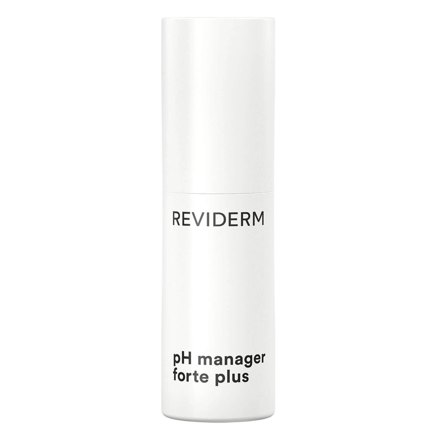 Reviderm Skin Care - pH manager forte plus - 30ml