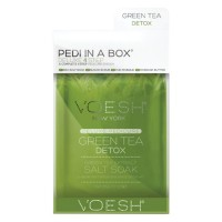 VOESH New York - Pedi In A Box Deluxe 4 Step Green Tea