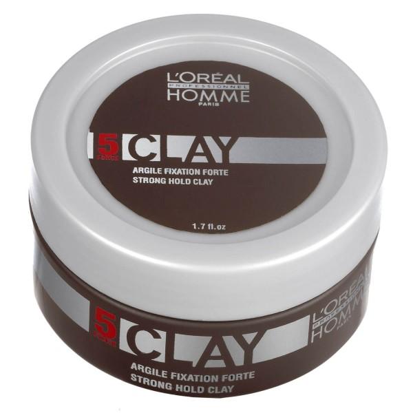 L'Oréal Professionnel - Homme - Clay