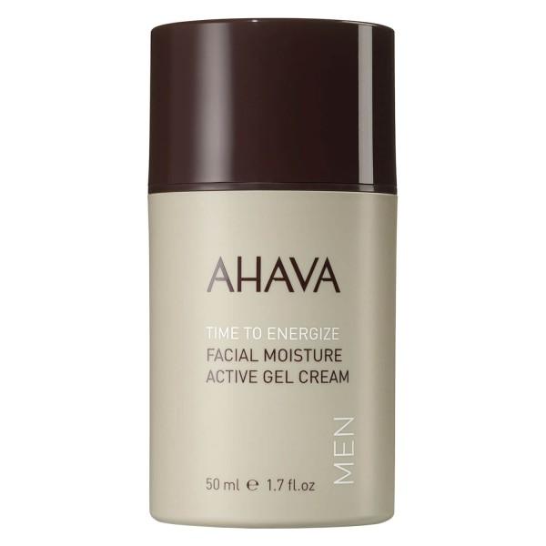 Time To Energize - Facial Moisture Active Gel Cream